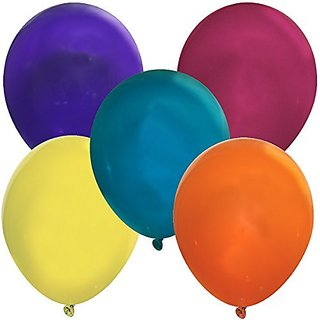"""5"""" Latex Balloons - Pack of 144 pc - Decorator Assorted Colors"""
