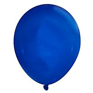 "5"" Latex Balloons - Pack of 144 pc - Decorator Royal Blue"