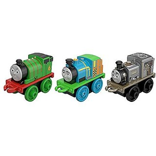 Thomas and Friends Minis Pack of 3 (Percy, Bash, Charlie)