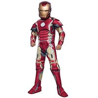 Rubies Costume Avengers 2 Age Of Ultron Deluxe Iron Man
