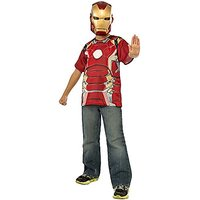 Rubies Costume Avengers 2 Age Of Ultron Childs Iron Man