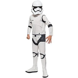 Star Wars: The Force Awakens Childs Stormtrooper Costume, Small