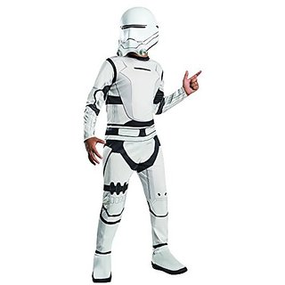 Star Wars: The Force Awakens Childs Flametrooper Costume, Small