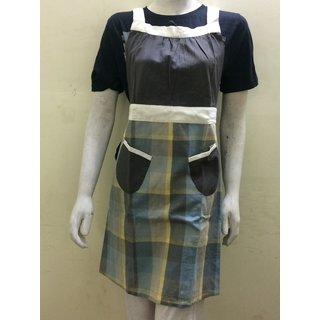 KD Sales Designer Cotton Modern Aprons 1 piece Multicolor