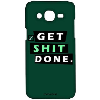 Get Shit Done - Sublime Case For Samsung On5 Pro