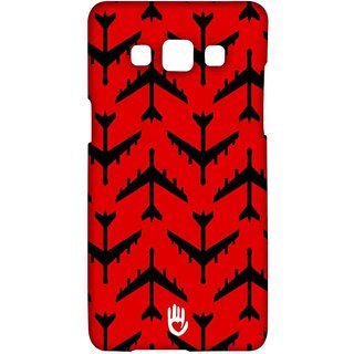 KR Black Planes - Sublime Case For Samsung A7
