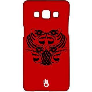 KR Red Tiger - Sublime Case For Samsung A7