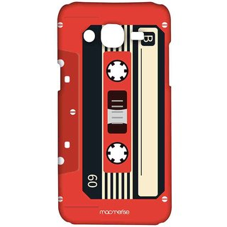 Casette Red - Sublime Case For Samsung On5 Pro