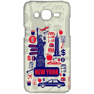 City Of New York - Sublime Case For Samsung On7