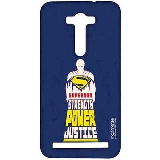 Superman Power - Sublime Case For Asus Zenfone 2 Laser ZE550KL