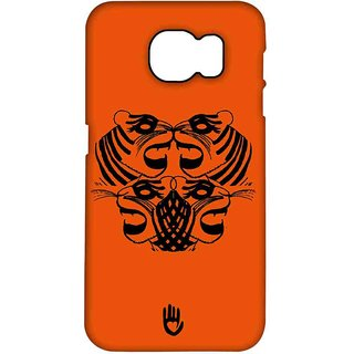 KR Orange Tiger - Pro Case For Samsung S6