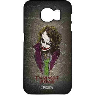 Agent Of Chaos - Pro Case For Samsung S6