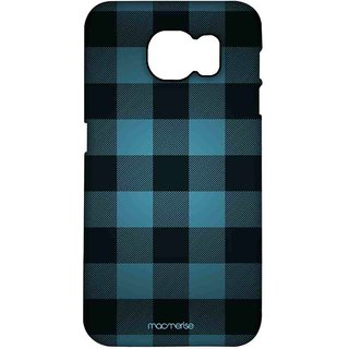 Checkmate Blue - Pro Case For Samsung S6