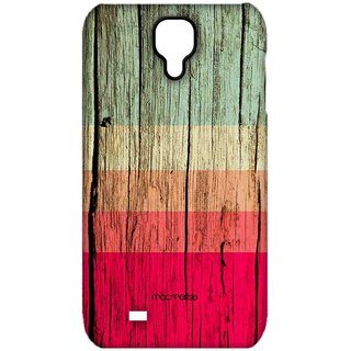 Wood Stripes Fuschia - Sublime Case For Samsung S4