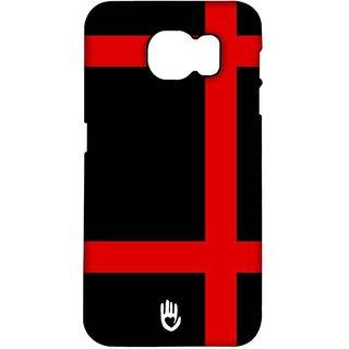 KR Red Checks - Pro Case For Samsung S6
