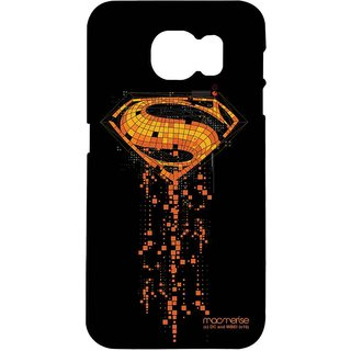 Superman Mosaic - Pro Case For Samsung S6