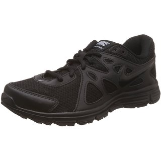 01ab555a63047 Buy Nike Men S Black Revolution 2 MSL School Shoes Online   ₹3195 ...