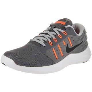 Nike Men'S Grey Lunarstelos Running Shoes