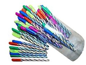 Blue Ball Pen Pack of 50 Pens