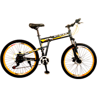 Hi-Bird Groove Folding MS Disc Brakes 66.04 cm(26) Mountain bike Bicycle