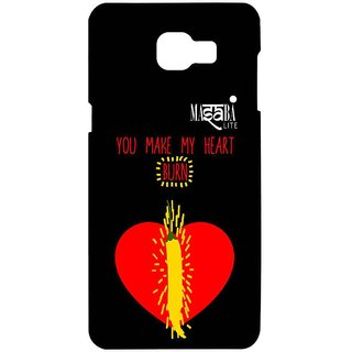 Masaba Heart Burn - Sublime Case For Samsung A9