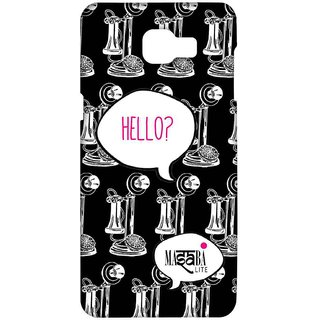 Masaba Hello - Sublime Case For Samsung A9