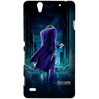 Who Am I - Sublime Case For Sony Xperia C4