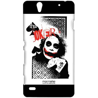 Joker Card - Sublime Case For Sony Xperia C4