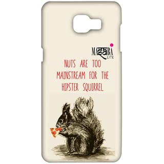 Masaba Hipster Squirrel - Sublime Case For Samsung A9
