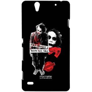 Joker Fun - Sublime Case For Sony Xperia C4