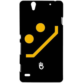 KR Yellow Smiley - Sublime Case For Sony Xperia C4