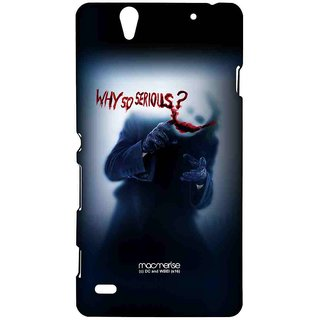 Why So Serious - Sublime Case For Sony Xperia C4