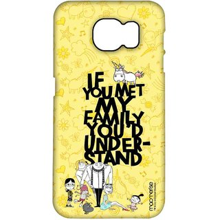 Family Woes - Pro Case For Samsung S7