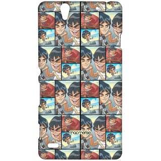 Sholay Comics - Sublime Case For Sony Xperia C4