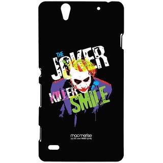 Joker Killer Smile - Sublime Case For Sony Xperia C4