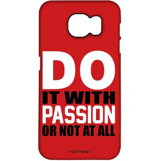 Passion Or No - Pro Case For Samsung S7 Edge