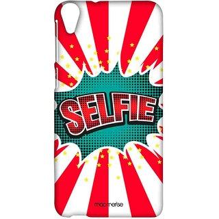 Pop Art Selfie - Sublime Case For HTC Desire 820