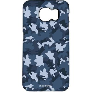 Military Blue - Pro Case For Samsung S7 Edge