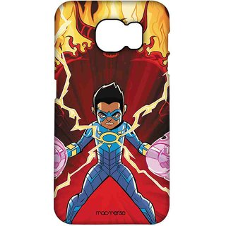 Red Fury Chakra - Pro Case For Samsung S7 Edge