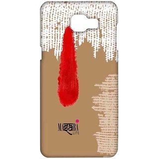 Masaba Red Tilak - Sublime Case For Samsung A9