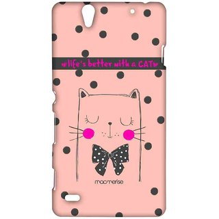Cat Love - Sublime Case For Sony Xperia C4