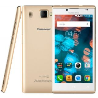 Panasonic P66 Mega (2 GB,16 GB,Electric Blue)