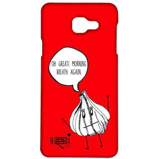 Masaba Garlic Says - Sublime Case For Samsung A7 (2016)