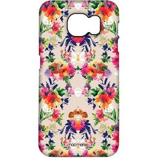 Floral Symmetry - Pro Case For Samsung S7 Edge