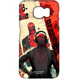 Target Deadpool - Pro Case For Samsung S7 Edge