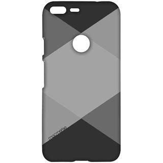 Criss Cross Grey - Sublime Case For Google Pixel XL