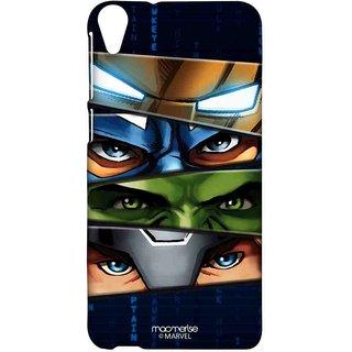Team Avengers - Sublime Case For HTC Desire 820