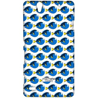 Dory Pattern - Sublime Case For Sony Xperia C4