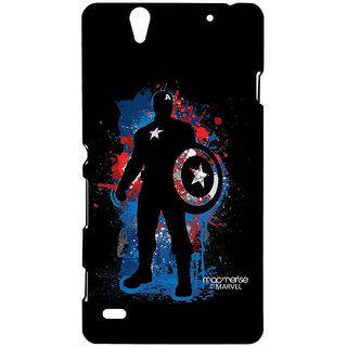 Spray Splash Captain - Sublime Case For Sony Xperia C4
