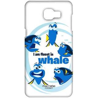 Fluent Whale - Sublime Case For Samsung A9